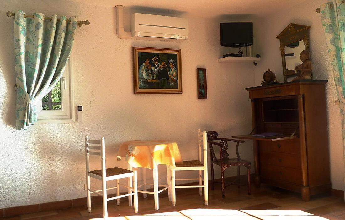 Studio 2 personnes à Agay