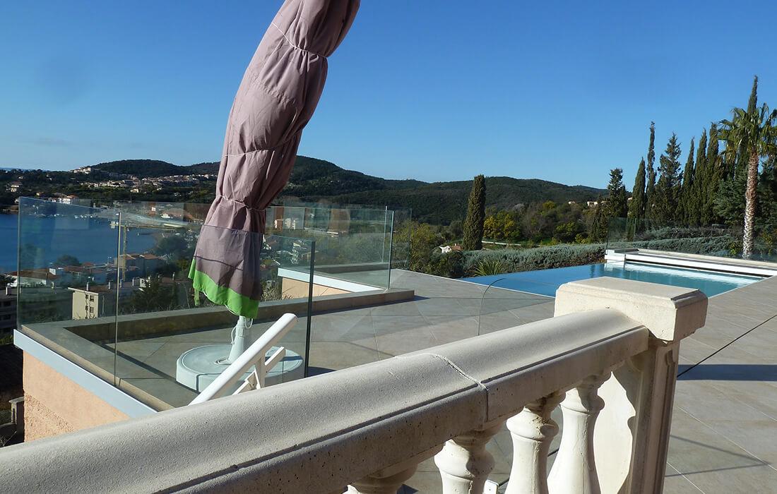 Studio à Agay, piscine et terrasse privée