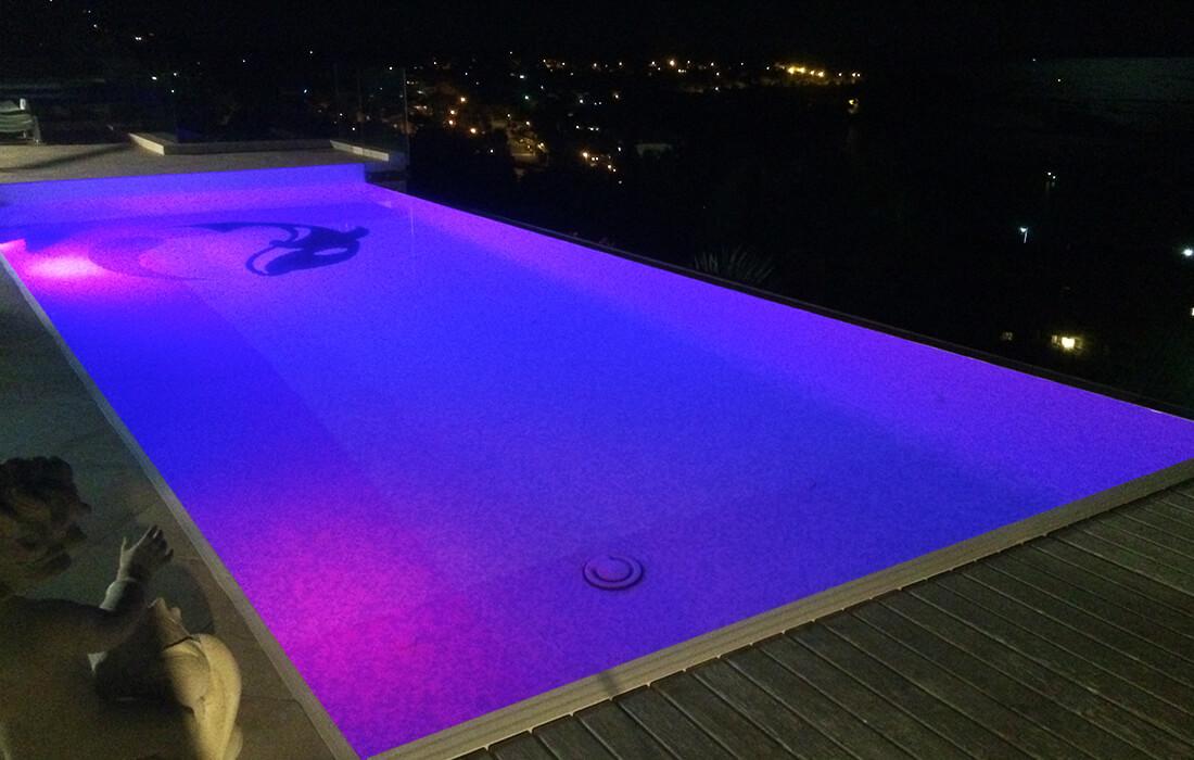 Baie d'Agay, location de studio avec piscine privée